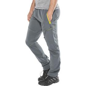 Meru Hawea Technical Pants Herren turbulence/lime